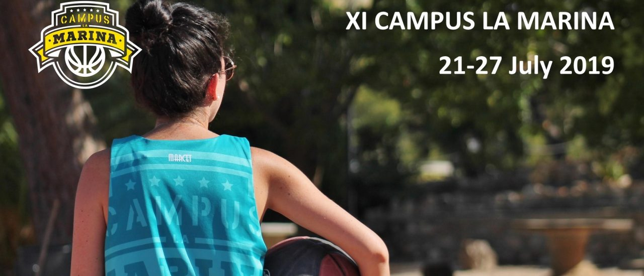 Campus La Marina 2019 is here!